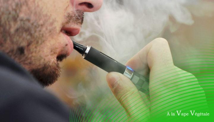 Y a-t-il un risque à vapoter sans nicotine ?